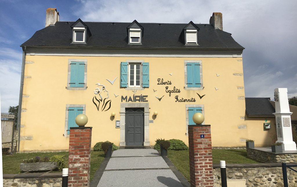 La Mairie de Saint-Martin